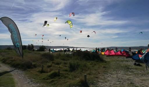 Le Jaï : spot de Kite-surf