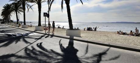 Pavillon bleu pour la plage de Champigny
