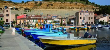 """Le port de Saint-Chamas reçoit le label """"ports propres"""""""