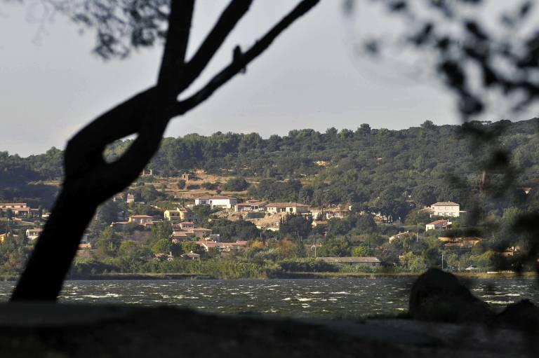 France – Istres Etang De L'Olivier (13) Provence PACA – Sept 2008