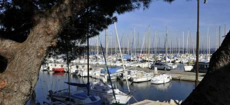 Port des Heures Claires, Istres. M.Torres