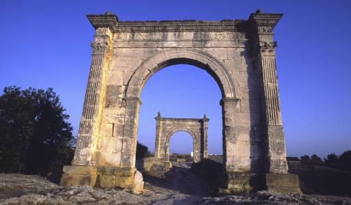 Pont romain Flavien / Flavien Roman bridge