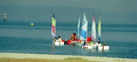 Le plein d'activités nautiques à Miramas