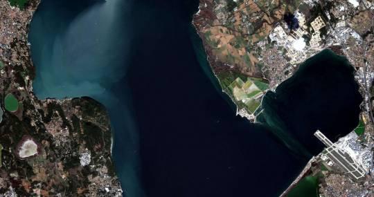 Image satellite Sentinel2