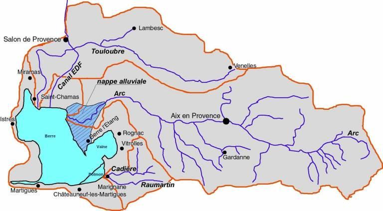Bassin Versant 3riviere
