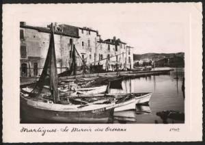 Martigues, 1950