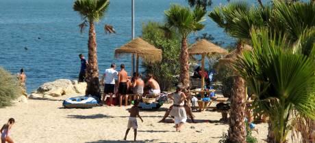 Les plages de Monteau et du Ranquet à Istres interdites d'accès
